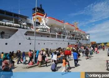 Ilustrasi. Pemkot bersurat ke Kemenhub untuk menghentikan operasional kapal penumpang di Bontang untuk sementara. (Dok/Bontangpost.id)