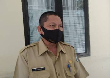 Kabid Dikdas Disdikbud Bontang Saparuddin. (dok)