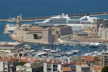 5 DAYS CRUISE FULL BOARD FROM MARSEILLE  TO  ITALY SPAIN AND BACK TO MARSEILLE  FOR 185 EUROS P/P