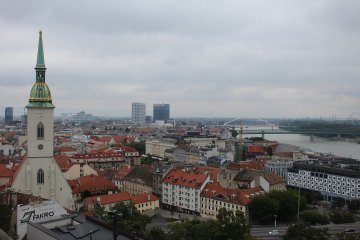 BRATISLAVA:  NON STOP ROUND TRIP FLIGHT + HOTEL 3 * (3 NIGHTS)  FROM BELGIUM, NETHERLANDS AND ITALY FOR 85 EUROS P/P