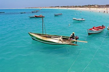 LAST MINUTE: CAPE VERDE: ROUND TRIP FLIGHT  FROM DENMARK FOR 67 EUROS