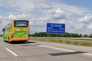 FLIXBUS  SALE: TICKETS FROM 1 EURO ONE WAY ACROSS FRANCE, BELGIUM, AUSTRIA AND SLOVAKIA