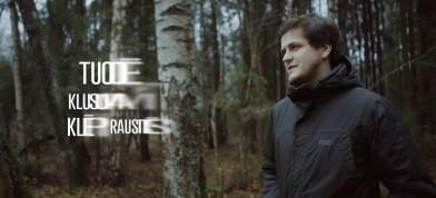 Latgalīšu kulturys aktivists i muzikis Arnis Slobožanins
