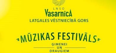 "Muzykys festivals saimei i draugim ""LNSO vasarnīca"""
