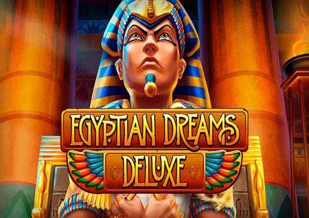 Egyptian Dreams Deluxe – uz Faraona do bogatstva!