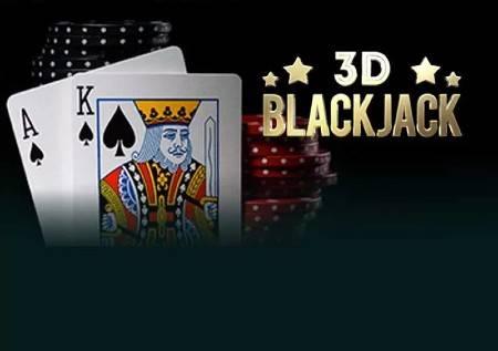 """3D BLACKJACK – Složi 21 i """"utriplaj"""" dobitak!"""