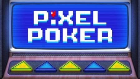 Pixel Poker – odlična video izvedba Pokera !