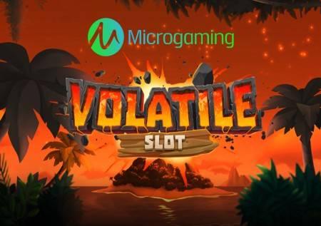Volatile Slot – umjesto lave – LOVA!