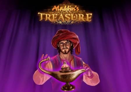 Aladdins Treasure – protrljaj čarobnu lampu!