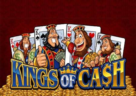 Kings of Cash – zabava uz 4 bogata kralja!