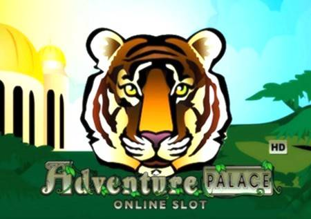 Adventure Palace – avantura kroz džunglu!