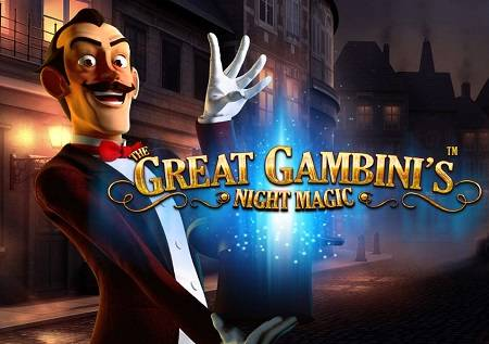 The Great Gambini's Night Magic – VELIKI BONUSI!