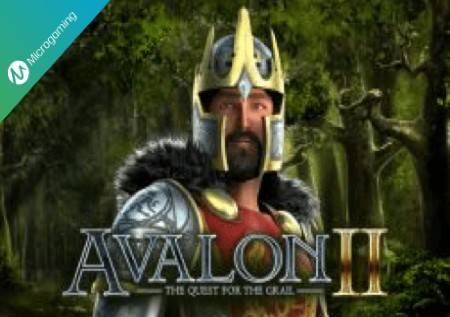 Avalon 2 – Potraga za Svetim gralom!
