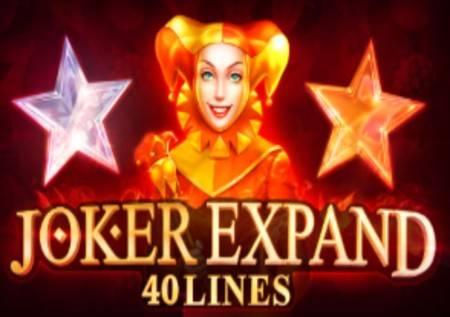 Joker Expand: 40 lines – slot koji dobro plaća