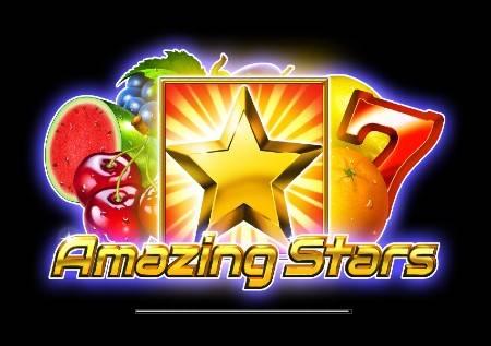 Amazing Stars – uz voćkice do dva džekpota