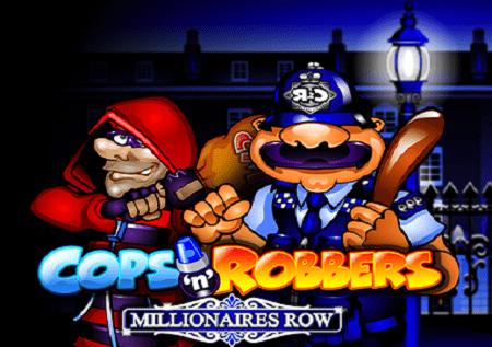 "Cops and Robbers: Millionaires Row – Zaigraj ""žace i lopova"""