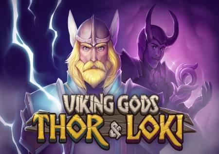 Viking Gods: Thor & Loki – prizovi milost bogova!
