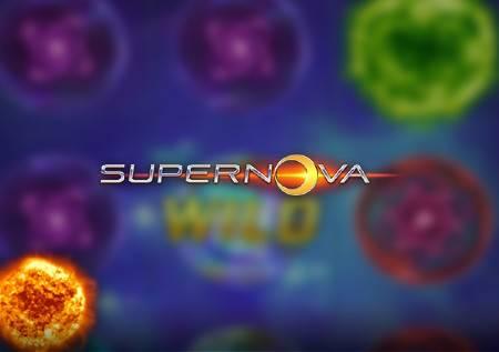 Supernova – galaktička avantura za super dobitak!