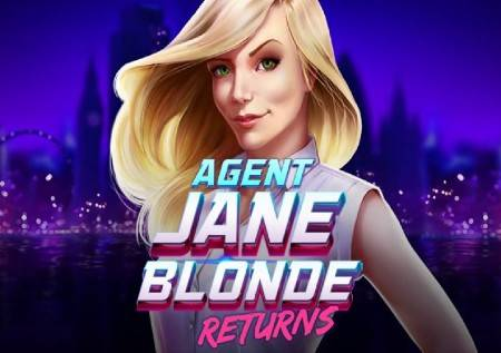 Agent Jane Blond Returns – nova avantura agentice!
