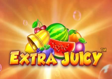 Extra Juicy – sjajnim voćkicama do dobitaka!