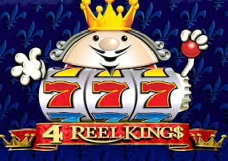 4 Reel Kings – ko se usudi, dobija kraljevsku nagradu!