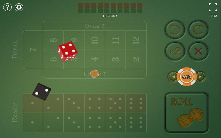 TITAN DICE, Bonus Casino