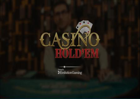 Casino Hold'em – poker za najbolje!