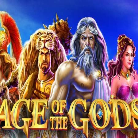 Džekpotovi u igrama – Age of the Gods!