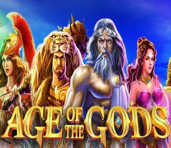 Džekpotovi u igrama – Age of the Gods!