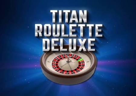 TITAN ROULETTE DELUXE – luksuzni svjetski rulet