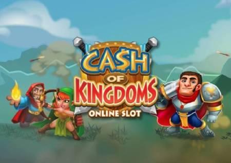 Cash of Kingdoms – kazino putovanje kraljevstvom