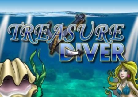 Treasure Diver – u morskim dubinama je blago