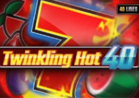 Twinkling Hot 40 – vatreni plamen donosi dobitak