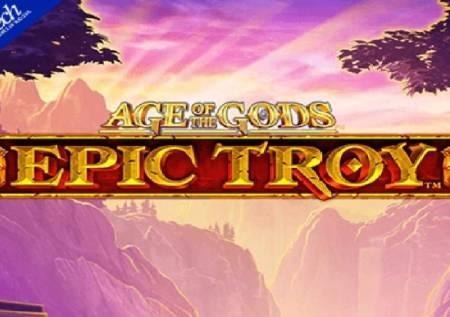 Epic Troy – velike kazino isplatne moći u Troji