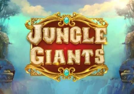 Jungle Giants – prepustite se avanturi u džungli