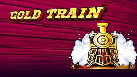 Gold Train – ukrcajte se na zlatni voz i osvojite džekpot!