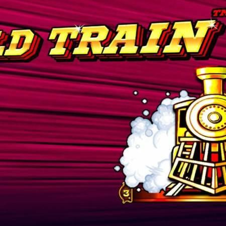 Gold Train – osvojite džekpot na zlatni voz!
