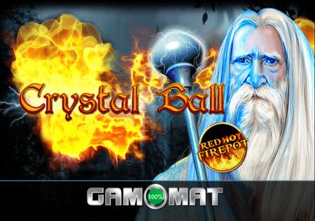 Crystal Ball – slot koji donosi magiju u vaš dom!