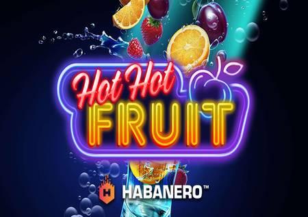 Hot Hot Fruit – vrele voćkice  donose džekpot!
