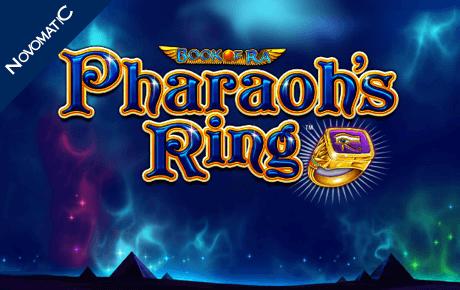 Pharaoh's Ring spremite se za drevni Egipat!