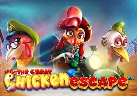 The Great Chicken Escape – animirano umjetničko djelo!