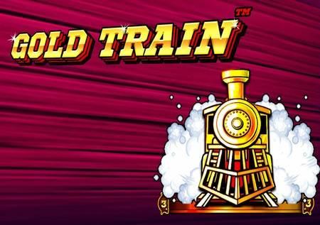 Gold Train – sjednite na zlatni voz i osvojite džekpot!