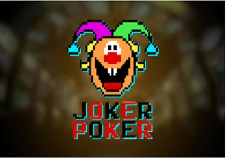 Joker Poker – poznata igra uz dodatak džokera!