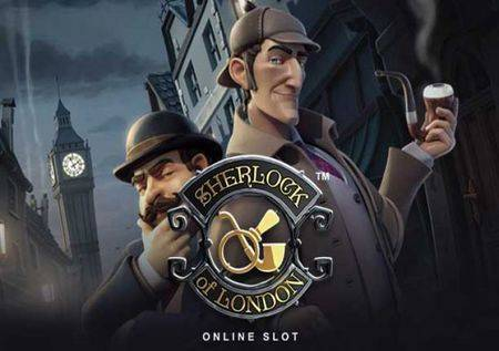 Sherlock of London – nova detektivska priča!