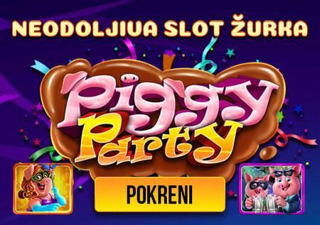 Piggy Party – slot koji donosi kulinarsku žurku!
