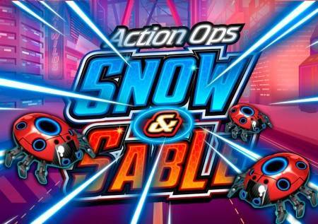 Action ops Snow & Sable – zabavite se uz futuristički slot