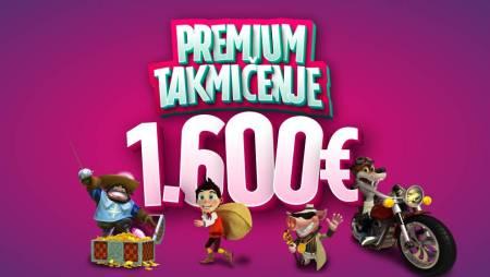 Revolucionarno Premium Takmičenje na online kazinu!