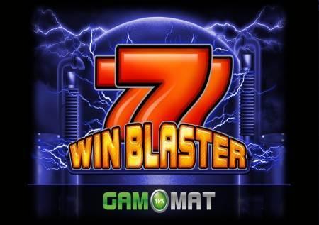 Win Blaster – online slot mašina koja donosi sjajne dobitke