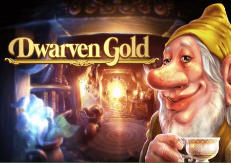 Dwarven Gold – odlična zabava uz simpatične patuljke!