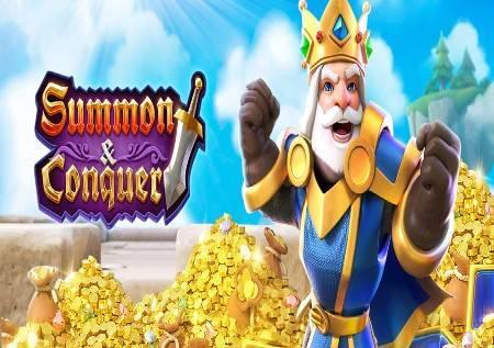 Summon and Conquer– magija bonus funkcija!